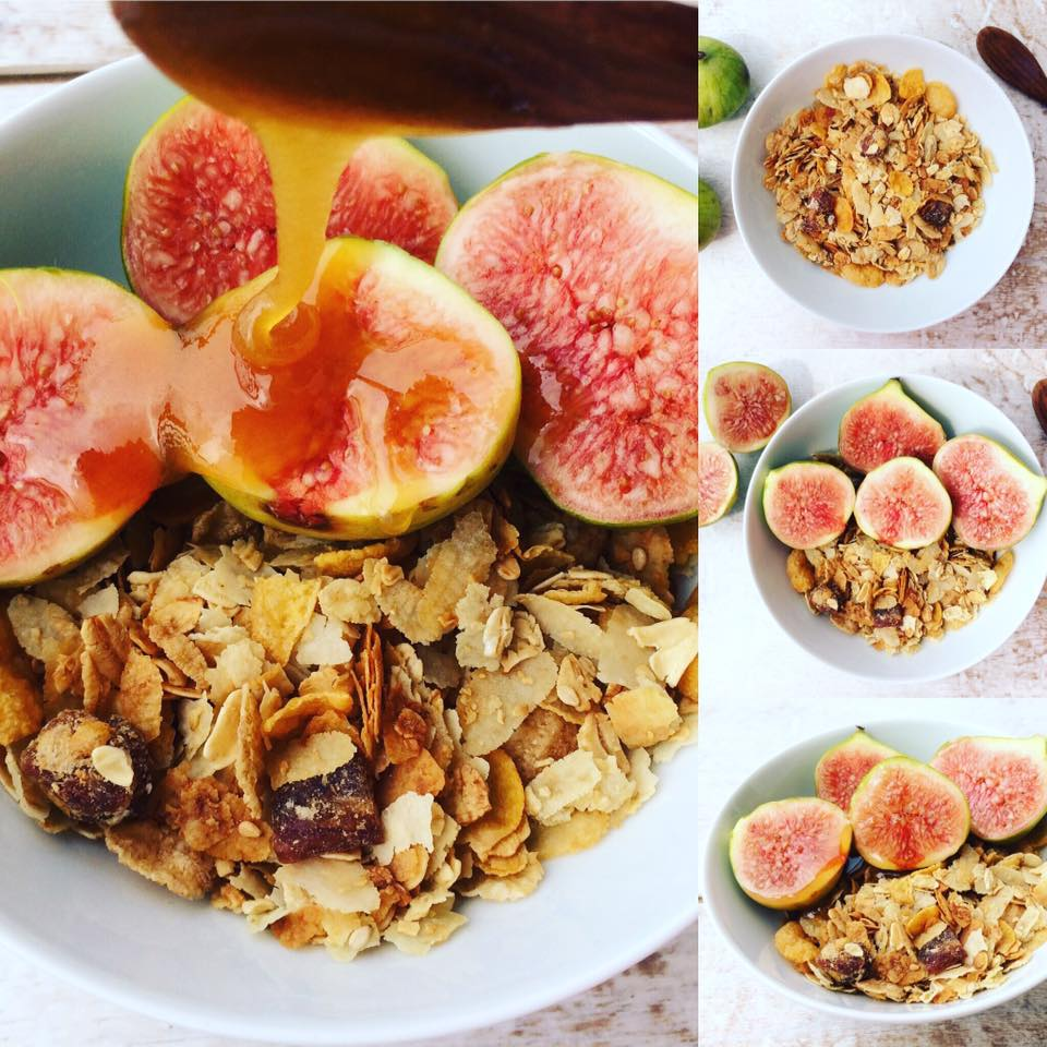 Figs and Muesli
